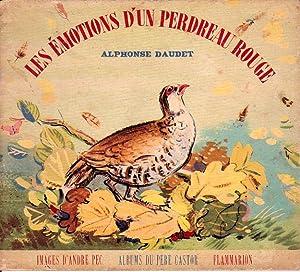 Les émotions d'un perdreau rouge: Daudet Alphonse