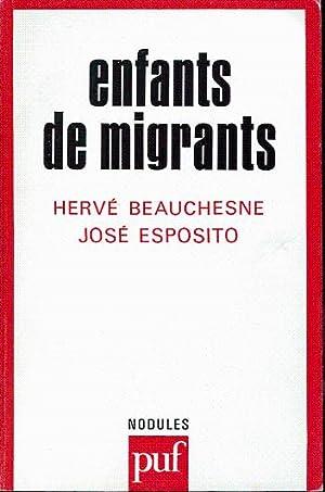 Enfants de migrants: Beauchesne Hervé et