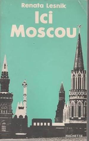 Ici Moscou: Lesnik Renata