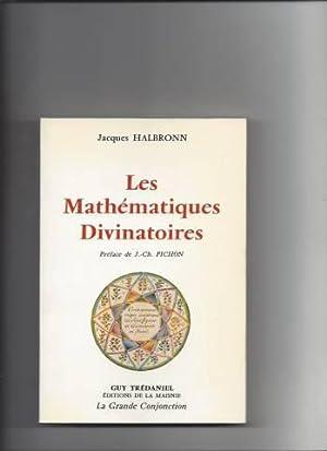 """Résultat de recherche d'images pour """"halbronn mathématiques divinatoires"""""""