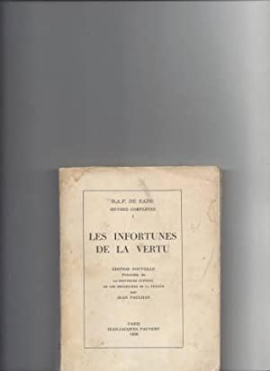 Les infortunes de la vertue