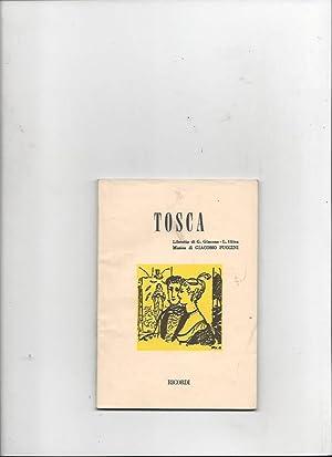 Tosca: G. Giacose/G. Puccini