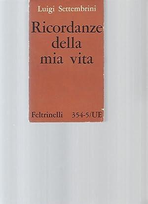 Ricordanze della mia vita: Luigi Settembrini