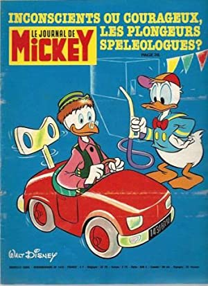 Le Journal de Mickey / Nouvelle Série: Collectif