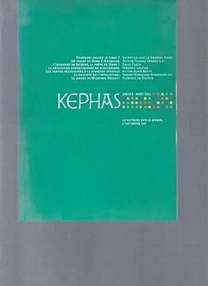 Kephas - N°5 (janvier-mars 2003) : Pourquoi: Collectif