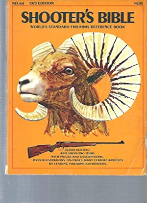 Shooter's Bible (World's Standard Firearms Reference Book): Collectif