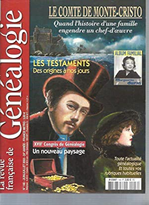 La Revue Française de Généalogie / N°146: Collectif