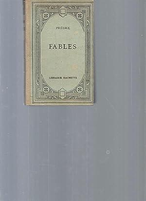 Fables Esopiques - Texte latin/français publié avec: Phèdre