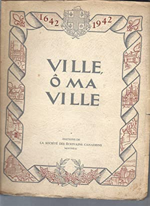 Ville ô ma ville: Collectif