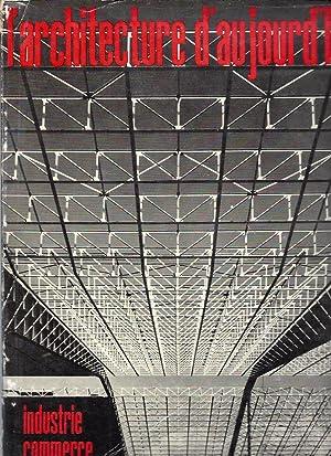 L'Architecture d'Aujourd'hui / N°83 : Industrie -: Collectif