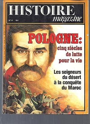 Histoire Magazine / N°17: Pologne : cinq: Collectif