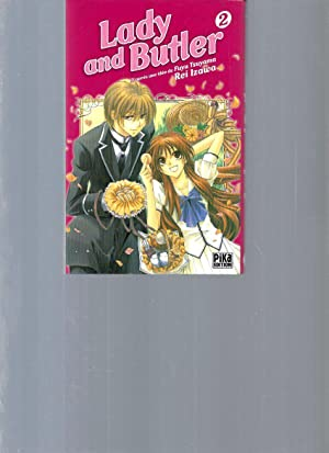 Lady and Butler Vol.2: IZAWA Rei
