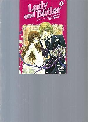 Lady and Butler Vol.1: IZAWA Rei