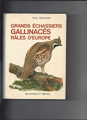 Grands echassiers.gallinaces rales eur 081794