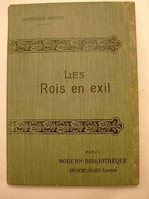 Les Rois en exil: Daudet Alphonse/ Calbet