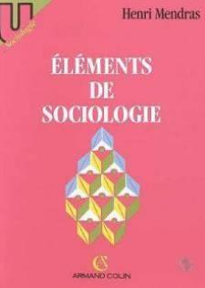 Elements de sociologie