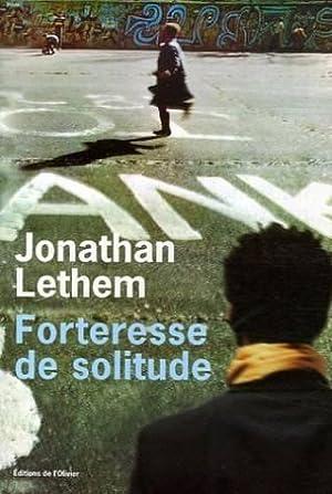 Forteresse de solitude: Jonathan Lethem, Adèle
