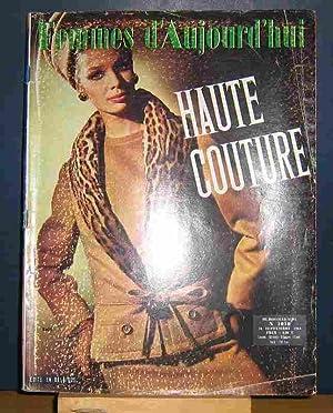 FEMMES D'AUJOURD'HUI - HEBDOMADAIRE - No 1010: COLLECTIF
