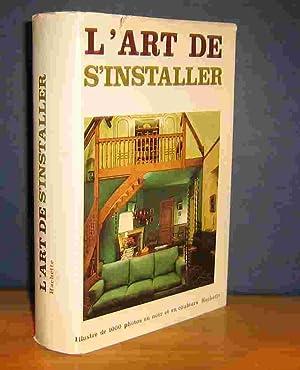 L'ART DE S'INSTALLER: BOULANGER Gisele