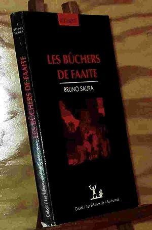 LES BUCHERS DE FAAITE: SAURA Bruno