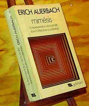 MIMESIS - LA REPRESENTATION DE LA REALITE: AUERBACH Erich