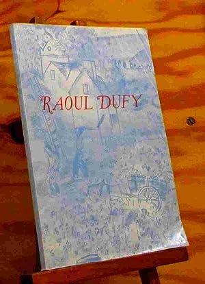 RAOUL DUFY - 1877-1953 - MUSEE NATIONAL: DORIVAL Bernard