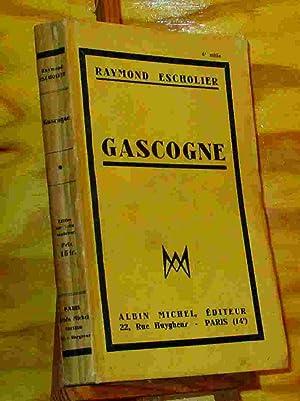 GASCOGNE: ESCHOLIER Raymond