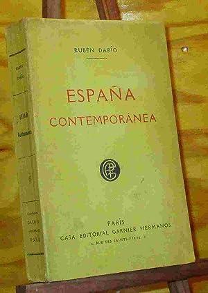 ESPANA CONTEMPORANEA: DARIO Ruben