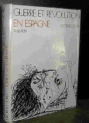 Guerre et Révolution en Espagne, 5 volumes