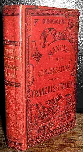 MANUEL DE LA CONVERSATION ET DU STYLE: VITALI Giovanni