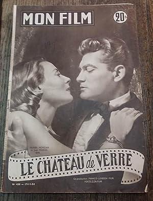 LE CHATEAU DE VERRE: MARYSE Louis