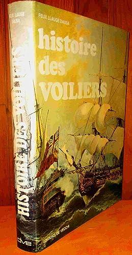 HISTOIRE DES VOILIERS: LLAUGE DANSA Felix