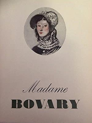 Flaubert - Madame Bovary - Illustrations de Pierre Noel