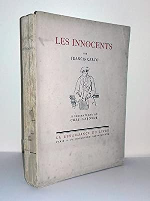 Carco Francis - Les innocents - Illust. Chas. Laborde
