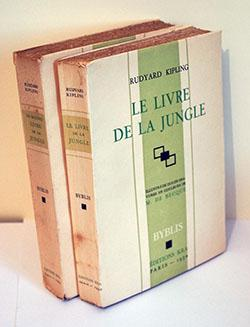 Kipling Rudyard - Le livre de la jungle - Le second livre de la jungle