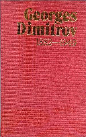 GEORGES DIMITROV 1882-1949: Collectif)