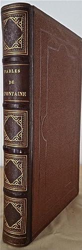 Fables de La Fontaine, précédées de la: LA FONTAINE