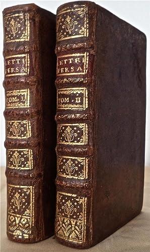 Lettres Persanes, troisième édition, 2 volumes,: MONTESQUIEU .