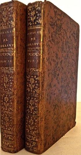 Les voyages de Gulliver, traduits par M.: SWIFT Jonathan