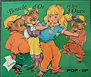 Boucle d'Or et les 3 Ours, livre: Luce André LAGARDE