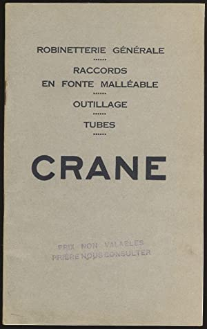 Robinetterie générale - Raccords en fonte malléable: Cie Crane