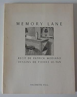 Memory Lane: Modiano, Patrick
