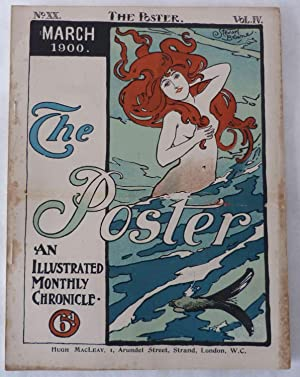 The Poster - an illustrated monthly chronicle: Collectif