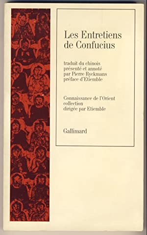 Les Entretiens de Confucius: Confucius