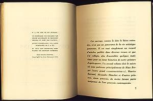 Peintres genevois contemporains. Première série: Hercourt, Jean