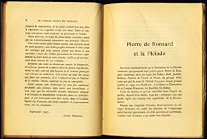 Le Cabinet secret du Parnasse - Pierre de Ronsard et la Pléiade: Perceau, Louis