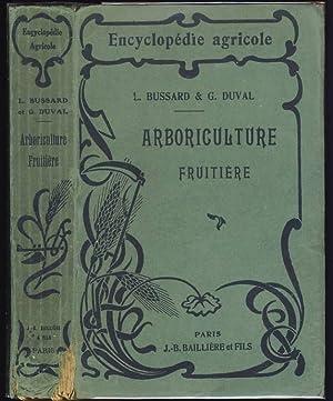 Arboriculture fruitière: Bussard, Léon; Duval,