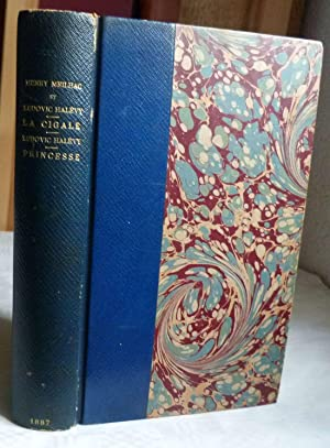 La Cigale : comédie en trois actes: Meilhac, Henry ;