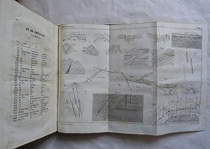 Elementos de laboreo de minas . Precedidos de algunas nociones sobre geología con aplicación al ...