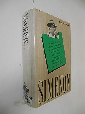 Tout Simenon 1 / Simenon / Réf35306: Simenon
